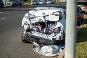 10.11 Charlotte, NC – Car Accident at South Blvd and Lexington Ave Intersection