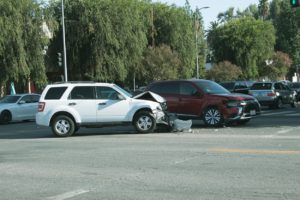 Charlotte, NC – Car Crash at S Mint St and W Carson Blvd Intersection